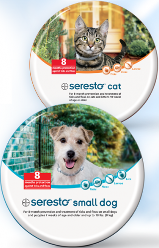 Seresto® Flea & Tick Collars