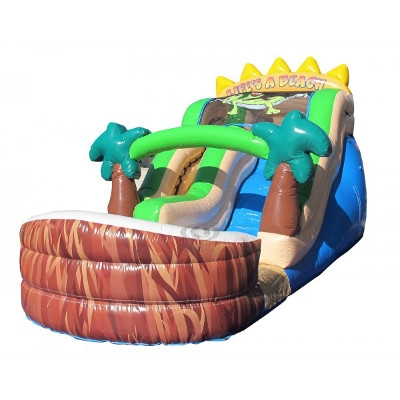HEC Worldwide Life's a Beach Wet/Dry Slide