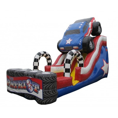 HEC Worldwide The Patriot Slide
