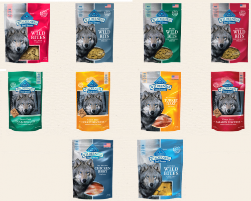 BLUE™ Wilderness Trail Treats
