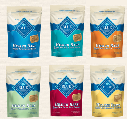 BLUE™ Health Bars Dog Treats
