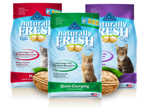 BLUE™ Naturally Fresh® Cat Litter