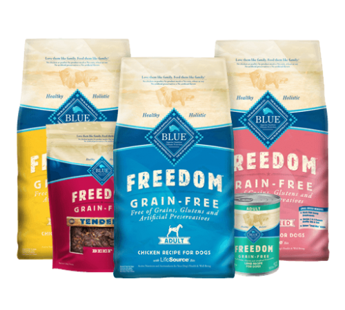 BLUE™ Freedom® Grain-Free Dog Food