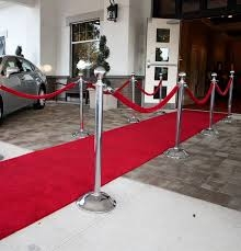 50-foot Red Carpet Runner