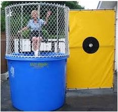 350 Gallon Dunk Tank