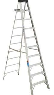Step Ladder, 10'