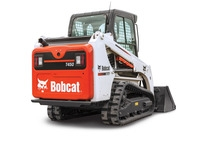 Bobcat T550 Skid Steer
