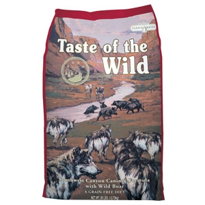Taste of the Wild® Southwest Canyon Canine® Formula
