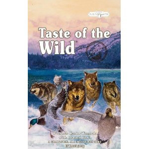 Taste of the Wild® Wetlands Canine Formula