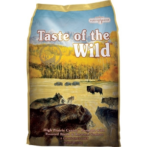 Taste of the Wild® High Prairie Canine Formula