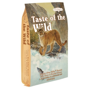 Taste of the Wild® Canyon River Feline® Formula