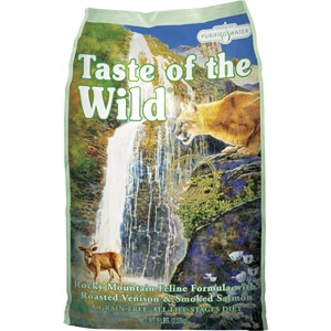 Taste of the Wild® Rocky Mountain Feline Formula