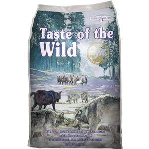 Taste of the Wild® Sierra Mountain Canine Formula
