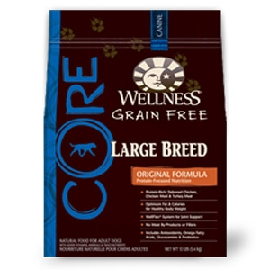 Wellness® Core® Large Breed Formula Dog Food