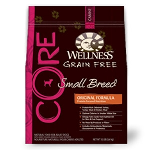 Wellness® Core® Small Breed Formula Dog Food