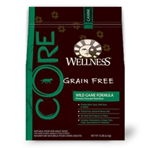 Wellness® Core® Wild Game Formula Dog Food