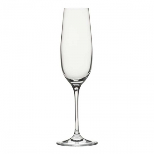 GLASS, FLUTE CHAMPAIGNE 6.5 OZ GLASS