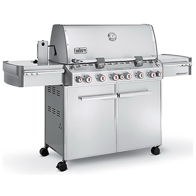 Weber Summit S-670 Natural Gas or Propane Grill