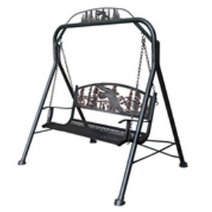 Maintenance-free Cast Iron Swing