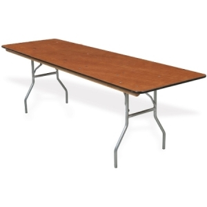 6' Banquet Table