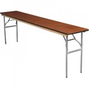 conference table, 18 in x 48 in