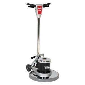 "Clarke CFP 1700  17""  1.5HP Polisher with Pad Driver"