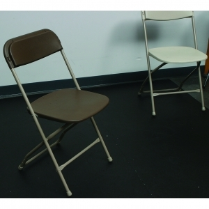 P.S. EventXpress Chairs - Available in Brown and White