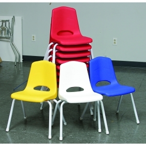 Kid's Chairs - Grey