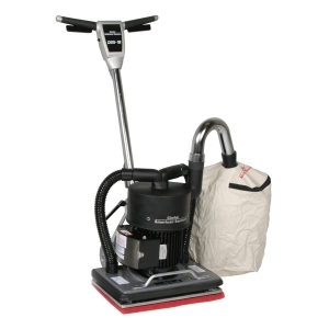 Orbital Sander with Dust Control