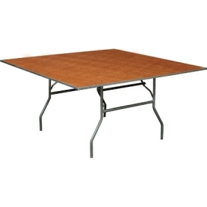 Square Table 60