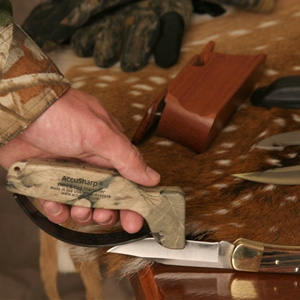AccuSharp Camouflage Knife Sharpener