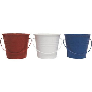 Tiki 3-Pack Mini Wax Citronella Bucket