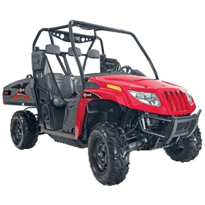 Exmark 500 S Utility Vehicle