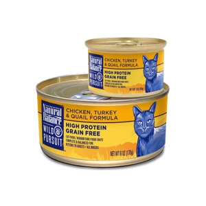 Wild Pursuit Chicken, Turkey & Quail Canned Cat Formula