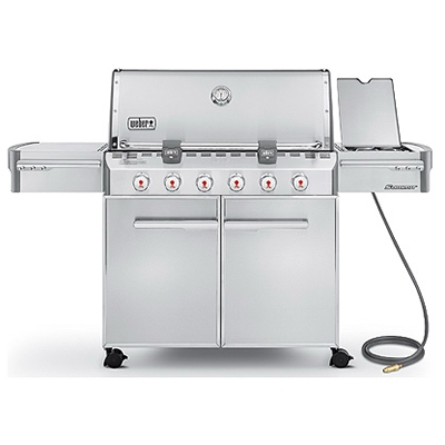 Weber Summit S-620 Natural Gas or Propane Grill
