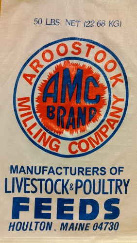 Aroostook Milling Co. Recleaned Oats