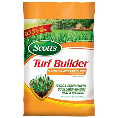 Turf Builder® with Summerguard® Lawn Food