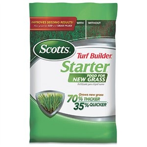 Turf Builder® Starter Brand Fertilizer