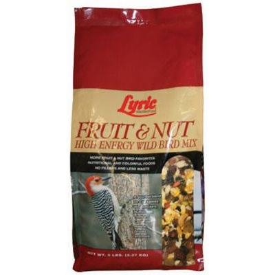 Lyric Fruit & Nut Bird Seed Mix, 5 lb