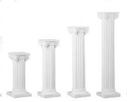 The Empire Series Columns