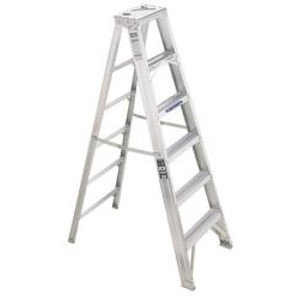 A-Frame Aluminum Step Ladders