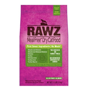 Rawz Chicken Dry Cat Food