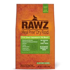 Rawz Chicken Dry Dog Food