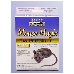 Mouse Magic All Natural Mouse Repellent