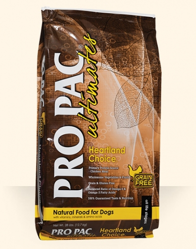 PRO PAC® Ultimates™ Heartland Choice™ Dog Food