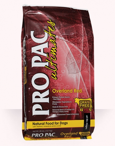 PRO PAC® Ultimates™ Overland Red™ Dog Food