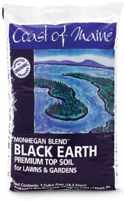 Monhegan Blend Black Earth Premium Top Soil