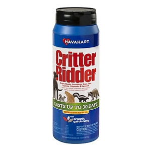 Havahart® Critter Ridder® Granular Animal Repellent
