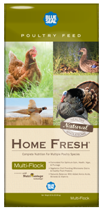 Blue Seal® Home Fresh® Multi-Flock Chick N Game Starter/Grower Crumble