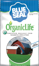 Blue Seal® OrganicLife Layer